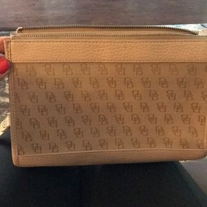 Dooney & Bourke Signature Leather Crossbody
